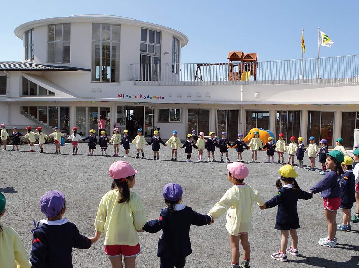 運動|みのる幼稚園